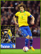 David LUIZ - Brazil - International football matches for Brazil in 2013.