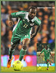 Victor MOSES - Nigeria - 2014 World Cup play-off games against Ethiopia.