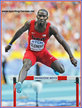 Kerron CLEMENT - U.S.A. - Finalist at 2013 World Athletics Championships in Moscow.