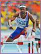 Javier CULSON - Puerto Rico - Sixth place in 400mh at 2013 World Championship.