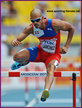 Felix SANCHEZ - Dominican Republic - 2013 World Championship finalist in 400m hurdles.