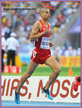 Matthew CENTROWITZ - U.S.A. - Silver medal at 2013 World Athletics Championships.