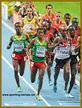 Muktar EDRIS - Ethiopia - Seventh at 2013 World Championship in 5000m.