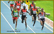 Hagos GEBRHIWET - Ethiopia - Second in 5000m at 2013 World Championships