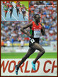 Isiah Kiplangat KOECH - Kenya - Bronze medal at 2013 World Athletics Championships 5000m.