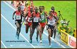 Edwin Cheruiyot SOI - Kenya - Fifth at 2013 World Champinships 5000 metres.