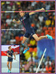 Renaud LAVILLENIE - France - Silver medal at 2013 World Championships in Moscow.