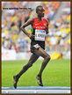Kenneth KIPKEMOI - Kenya - 7th. place in 10,000m at 2013 World Championships.