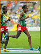 Abera KUMA - Ethiopia - Fifth in men's 10000m at 2013 World Athletics Championships.