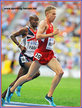 Galen RUPP - U.S.A. - Fourth in 10000m at 2013 World Championships