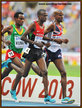 Paul TANUI - Kenya - Bronze medal in men's 10000m at 2013 World Championships.