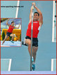 Jan KUDLICKA - Czech Republic - 7th. place in men's pole vault at 2013 World Championship.