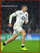 Jonny MAY - England - International rugby union caps for England.