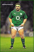 Martin MOORE - Ireland (Rugby players N & S) - International  Rugby Union Caps for Ireland.