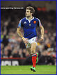 Hugo BONNEVAL - France - International Rugby Matches for France.