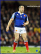 Jean-Marc DOUSSAIN - France - International Rugby Matches for France.