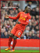 Victor MOSES - Liverpool FC - Premiership Appearances