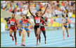 Eunice Jepkoech SUM - Kenya - Winner World Athletics Championship 800m in Moscow.