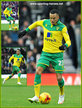 Martin OLSSON - Norwich City FC - League Appearances