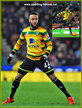 Nathan REDMOND - Norwich City FC - League Appearances