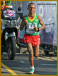 Tsegay KEBEDE - Ethiopia - Fourth place in marathon at 2013 World Championships.