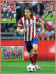 Filipe LUIS - Atletico Madrid - 2014 Champions League Final in Lisbon.