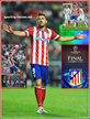 David VILLA - Atletico Madrid - 2014 UEFA Champions League Final.