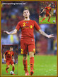 Toby ALDERWEIRELD - Belgium - 2014 World Cup Finals in Brazil.