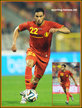 Nacer CHADLI - Belgium - 2014 World Cup Finals in Brazil.