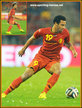 Mousa DEMBELE - Belgium - 2014 World Cup Finals in Brazil.