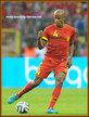 Vincent KOMPANY - Belgium - 2014 World Cup Finals in Brazil.