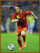 Dries MERTENS - Belgium - 2014 World Cup Finals in Brazil.