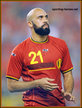 Anthony VANDEN BORRE - Belgium - 2014 World Cup Finals in Brazil.