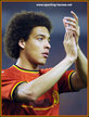 Axel WITSEL - Belgium - 2014 World Cup Finals in Brazil.