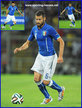 Antonio CANDREVA - Italia (Footballers) - 2014 World Cup Finals in Brazil.