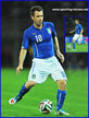 Antonio CASSANO - Italia (Footballers) - 2014 World Cup Finals in Brazil.