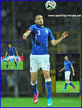 Giorgio CHIELLINI - Italia (Footballers) - 2014 World Cup Finals in Brazil.