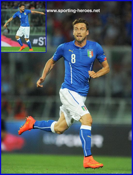 2fa665f7fd2 Claudio Marchisio - Italian footballer - 2014 World Cup Finals in Brazil.
