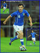 Marco PAROLO - Italia (Footballers) - 2014 World Cup Finals in Brazil.