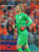 Jasper CILLESSEN - Nederland (Footballers) - 2014 World Cup Finals in Brazil.