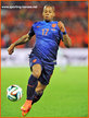 Jeremain LENS - Nederland (Footballers) - 2014 World Cup Finals in Brazil.