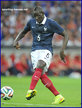 Mamadou SAKHO - France - 2014 World Cup Finals in Brazil.