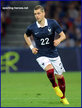 Morgan SCHNEIDERLIN - France - 2014 World Cup Finals in Brazil.