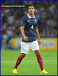 Raphael VARANE - France - 2014 World Cup Finals in Brazil.