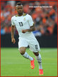 Jordan AYEW - Ghana - 2014 World Cup Finals in Brazil.