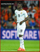 Jonathan MENSAH - Ghana - 2014 World Cup Finals in Brazil.