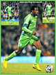 Efe AMBROSE - Nigeria - 2014 World Cup Finals in Brazil.
