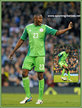 Shola AMEOBI - Nigeria - 2014 World Cup Finals in Brazil.