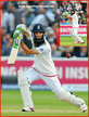 Moeen ALI - England - Cricket Test Record for England.