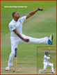 Chris JORDAN - England - Cricket Test Record for England.
